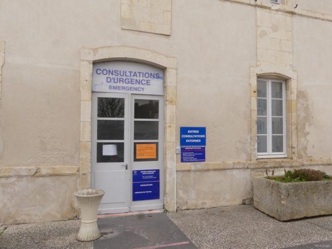 Saint-Martin de Ré - Centre vaccination Covid - 19 janvier 2021