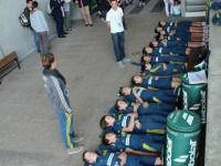 Roland Garros 2012 - Formation des ramasseurs de balles