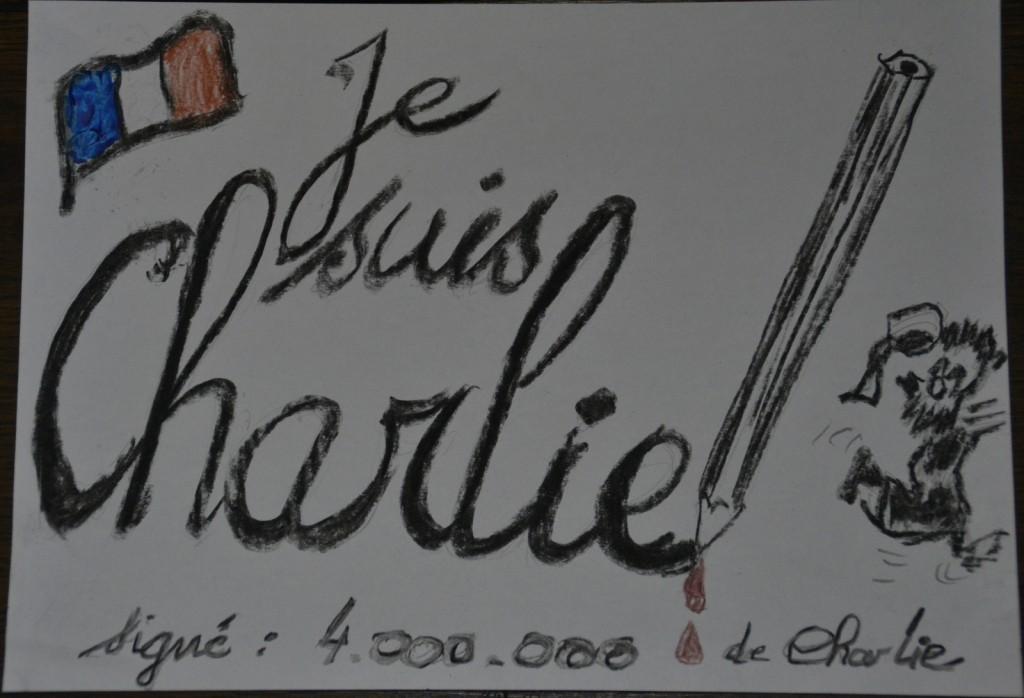 Jamy - Hommage à Charlie