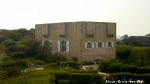 Fort de la pointe des Poulains-Sarah-Bernhardt