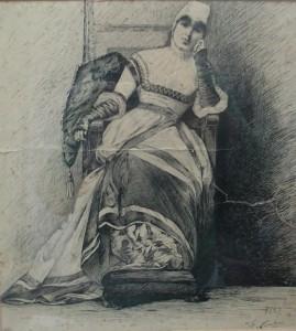 Gravure François Menuteau