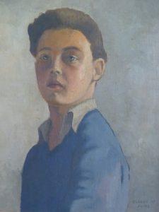 Claude Suire - Autoportrait - 190000?????