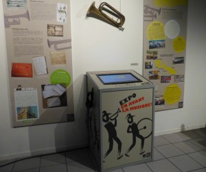 La Maline - Expo En avant la musique