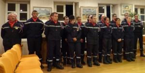 Sapeurs Pompiers du canton nord d' l'ile de Ré