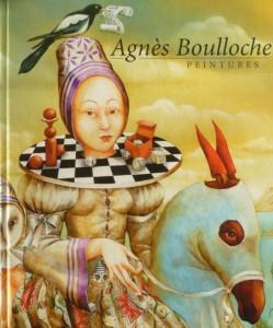 Agnès Boulloche - Livre de peintures
