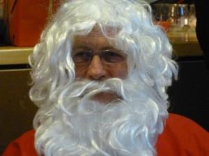 Le Père Noël de Loix - 21 décembre 2013