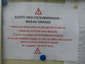 Alerte orange - 31 janvier 2013