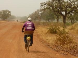 Supporter au Burkina Faso
