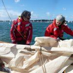 Bateaux rétais à la Semaine du Golfe