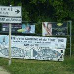 Ars-en-Ré, sardine et port à la fête