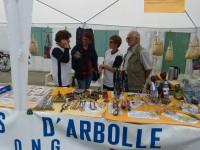 Amis d'Arbollé à la Fête de la sardine et du port
