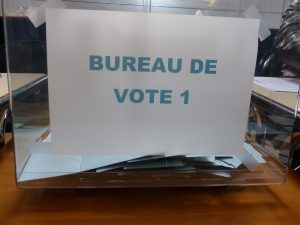 Elections municipales - 23 mars 2014