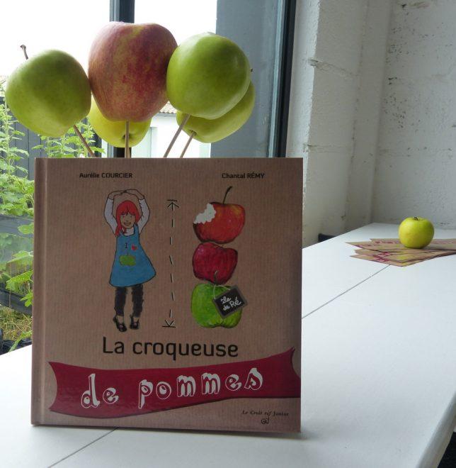La croqueuse de pommes