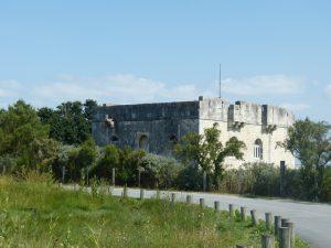 Loix - Fort du Grouin
