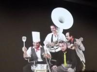 A l'affiche de Jazz au Phare 2014 : Orphéon Célesta