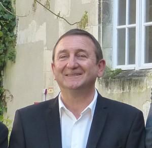 Patrice Raffarin, maire de Rivedoux, 1er vice-président de la CDC.