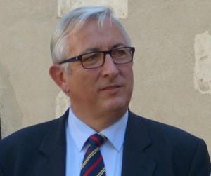 Patrice Rayton, maire de La Couarde, vice-président de la CDC