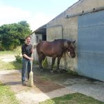 Manu Bigarnet : «Ouais, of k'horse !»