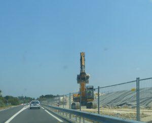 Travaux digue du Boutillon - Jeudi 11 juillet  2013