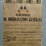 1er août 1914, il y a 100 ans, la guerre