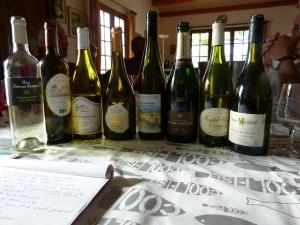 Salon Fleur de Vigne en Ré - Vins blancs
