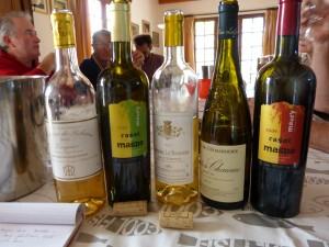 Salon Fleur de Vigne en Ré - Sélection vins moelleux