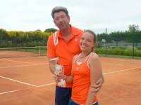 Louise Franchet et Lionel Quillet - 24 juin 2012