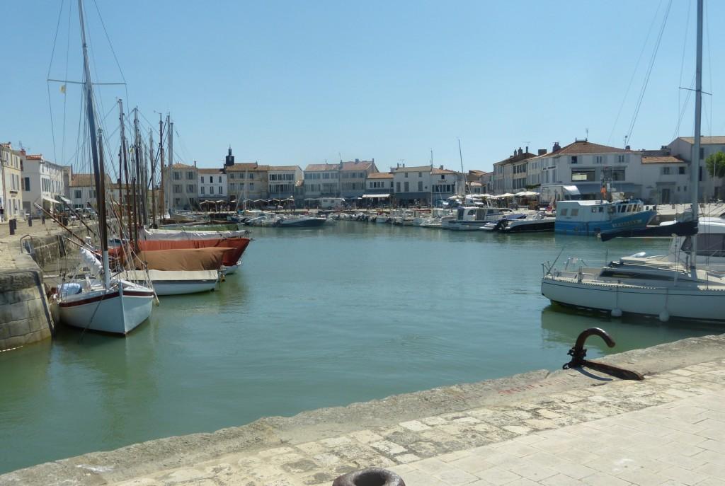 Port de La Flotte - juin 2014