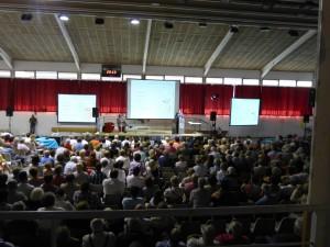 Le Bois-Plage - Réunion publique 7 juillet 2014