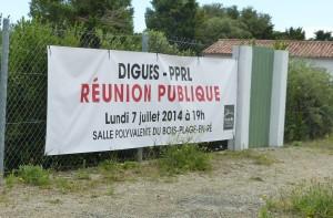 PPRL, réunion publique 7 juillet 2014