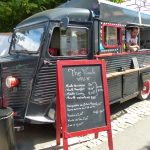 The Moule Walk, food truck rétais
