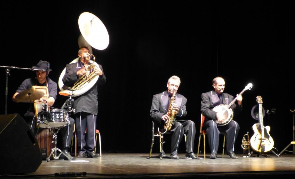 Jazz au Phare - La Maline - Orphéon Célesta - 16 août 2014