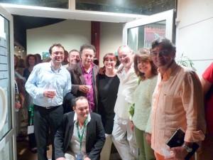 Jazz au Phare - La Maline - Après concert 18 août