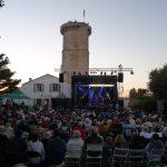 Jazz au Phare, musique, musique