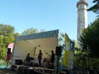 Jazz au Phare 2013 - Théâtre de verdure