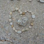 Kevin, artiste de pierres
