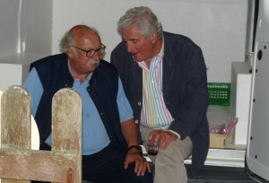 Jean Becker et Jean-Loup Dabadie