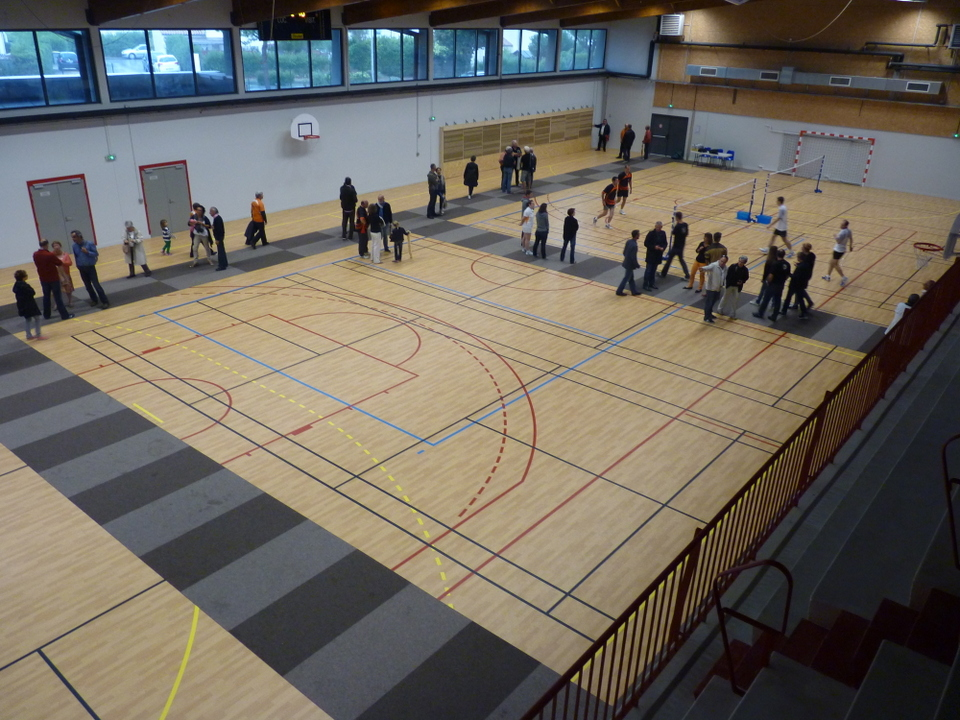 Salle des sports de Saint-Martin-de-Ré