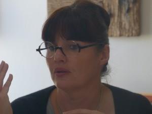 Catherine Wojcik, directrice de La Maline