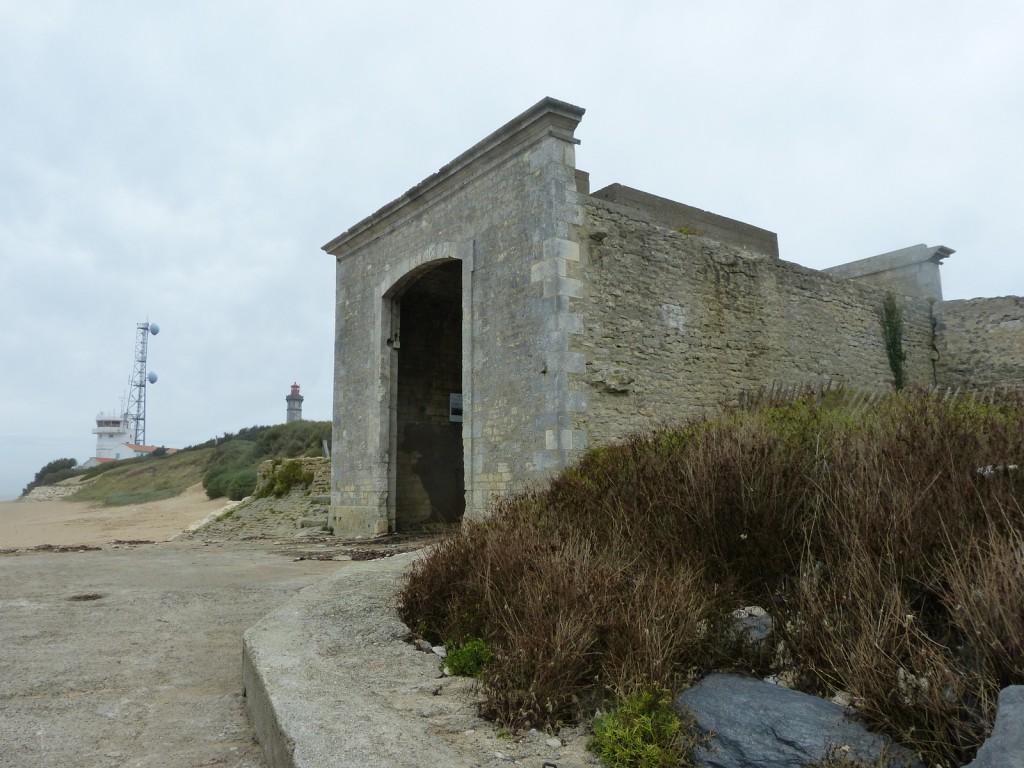 Saint-Clément des Baleines - Canot de sauvetage - octobre 2014