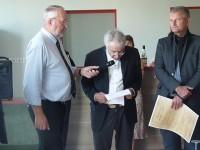 Gilles Bouthiller explique le jumelage