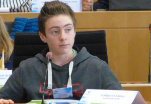 Mathieu Barat - Conseiller général des Jeunes