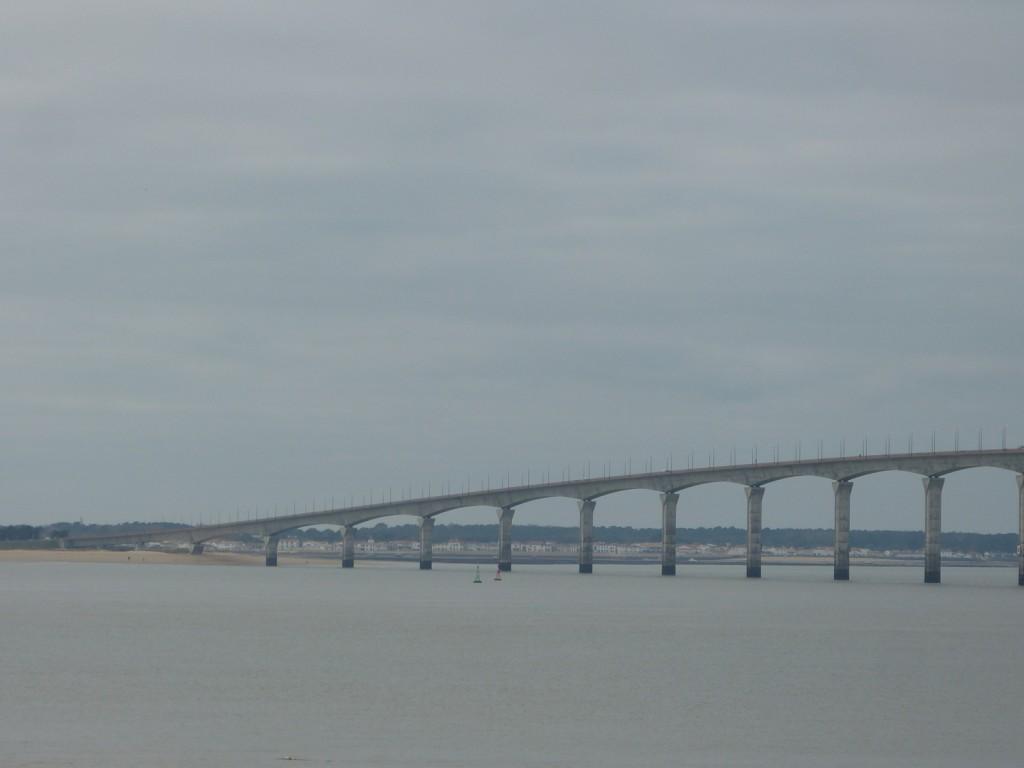 Pont de l'île de Ré - décembre 2014