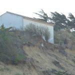 La Cabane des Fontaines, sur la dune