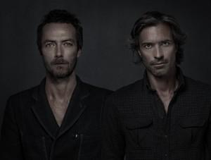 Antoine Vidal et Thibault Chenaille
