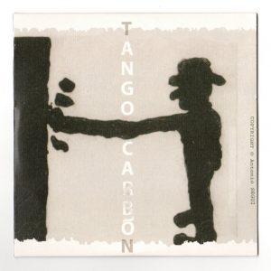 Tango Carbon - Pochette CD