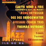 A l'affiche de Jazz au Phare 2014