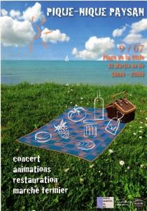 Flyer marché paysan 9 juillet 2013